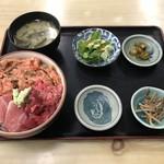 竹家食堂 - セット