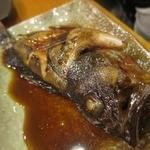 かぐら坂 新富寿司 - かさごの煮付けは おばあちゃんの味