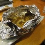 かぐら坂 新富寿司 - 烏賊の腸焼き