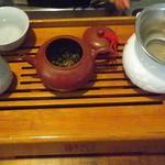 cafe 茉莉花 - 料理写真:功夫茶でした