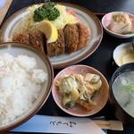 笹りんどう - 料理写真: