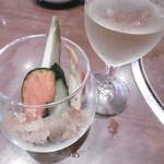 大阪産(もん)料理 空 - 野菜スティック