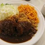 菊屋食堂 - トルコライス