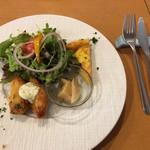 欧風レストラン Meal - 料理写真: