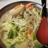 まるまんラーメン - 料理写真:チャンポン