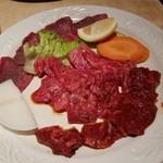 106658700 - 上肉セット  2,980円