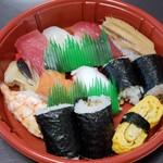 寿司倉 - 料理写真:寿司 900円