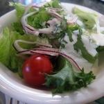 クリスタルパレス レストラン - サラダ