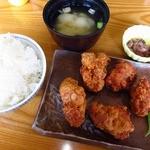 あげたて - 鶏の唐揚げ定食 1