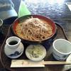 安江 - 料理写真:そば切り 太いの @900