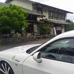 安江 - 店舗と 愛車