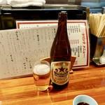 八五郎 - [2019/03]サッポロラガー中瓶(660円)