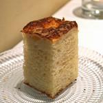 ピアッティ カステリーナ - チーズのフォカッチャ
