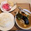 スパイスキッチン ま黒 - 料理写真:チキンベジタブル
