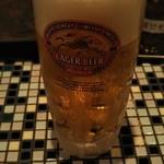 世界のモヒカン - 生ビール