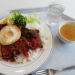 レストランカフェ・地球こうさてん - 料理写真: