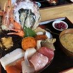 お食事酒処和 - 特撰海鮮丼 3,000円 ②