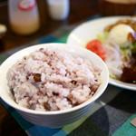 シロボシ - 雑穀米