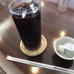 カフェエナ - ドリンク写真:アイスコーヒー