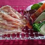 イタリア料理 住田 - 料理写真:お任せの前菜