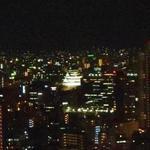 ラグナヴェール プレミア - レストランから見ることができる大阪城。