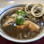 札幌篠路 ラーメンStyle 丸ふ - 料理写真:醤油R(サバ・ブラック)