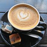 106674037 - CAFE LATTE(350円)