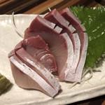 魚男 - ぶり刺