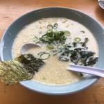 新ラーメンショップ - 料理写真:マヨネーズラーメン