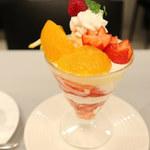 タカノフルーツパーラー - 午後のひとときセット〜きらぴ香苺とデコポン〜