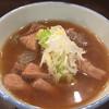 二本松 - 料理写真:もつ煮¥550