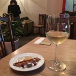 106679443 - 素敵なワイングラスだ