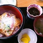 いかやき 福寿草 - 魚貝丼