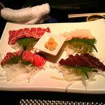 青柳 - 桜うまか盛り \3,500