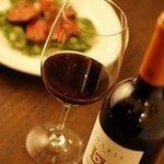 BUZZ 梅田 - 日本の旬の食材と、世界のワインのマリアージュを提案致します