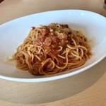 ヴィラローマ - 料理写真:自家製ボロネーゼ。