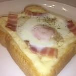 デイリーヤマザキ - 料理写真:パンはダブルソフト使っております