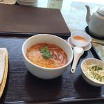 香港海鮮飲茶樓 - 担々麺