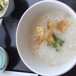 香港海鮮飲茶樓 - 海鮮入り中華粥