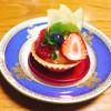 ウィーン菓子 シーゲル - 料理写真:季節のタルト