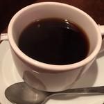 門前仲町ワインハウス BALLONDOR - コーヒー