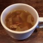 門前仲町ワインハウス BALLONDOR - スープ