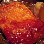 わさび - 鮭のはらす焼き