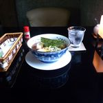 珈琲茶房 風樹の杜 - 料理写真:飛騨高山中華そば(720円)