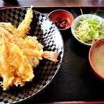 魚貝料理 たかはし - 料理写真:仰天丼