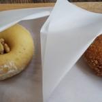ドー・ドーナツ - ドードーナツと菜の花ベーコンドーナツ