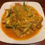 サバイチャイ タイ料理 - プーパッポンカリー