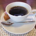 ビストロ ダイア - 食後のコーヒー