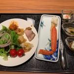 湯の川プリンスホテル渚亭 - 料理写真:
