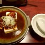 そば富 - 四川麻婆豆腐